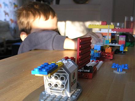 Ännu ett Legoprojekt