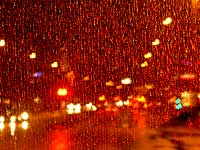 Regn i HBG
