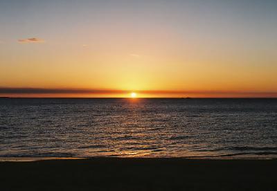 Ännu en solnedgång - kan aldrig få nog...